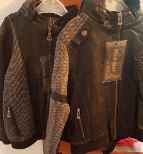 Куртки на мальчика