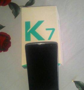 Телефон LG K7 8 gb