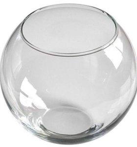 Аквариум шар 7 литров
