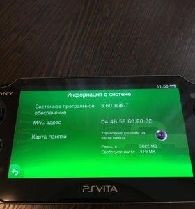 PS Vita 3.60