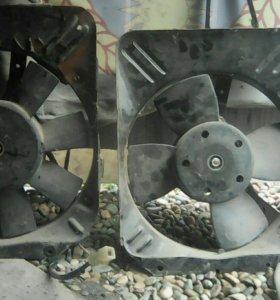 Электро вентилятор на ваз