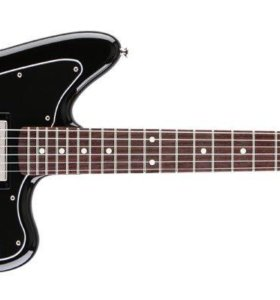 Электрогитара Fender Blacktop Jaguar HH