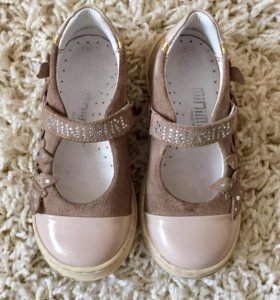 Детские туфли MINIMEN 👠