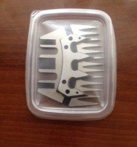 Ножи и гребенки