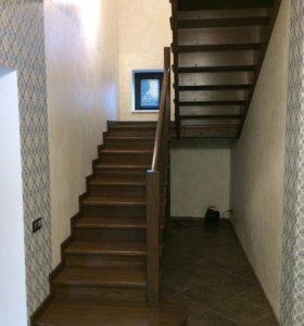 Лестницы из дерева