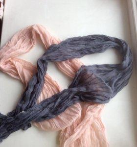 Два шарфика