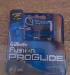 Кассеты для станков Gillette Fusion Proglide