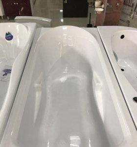 Ванна 160-75 акриловый