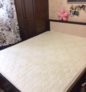 Кровать+матрас в подарок