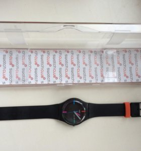 Часы Swatch The indexter suob719
