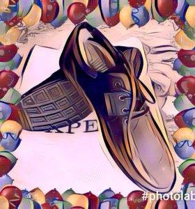 Ботинки мужские. Новые 43 размер.