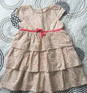 Новое платье Crockid