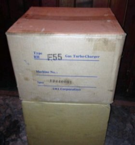 Турбина 4HK1 ZX230 Hitachi RHF55 8973628390