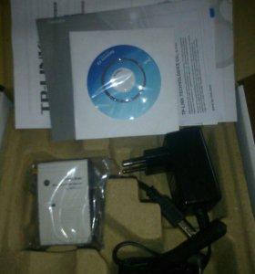 Беспроводной принт-сервер TP-LINK TL-WPS510U