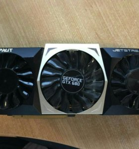 Видеокарта Palit GeForce GTX 680 jetstream
