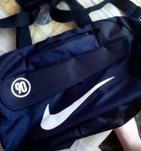 Спортивная сумка найк новая