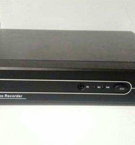 Цифровой видеорегистратор Ecs-6404v
