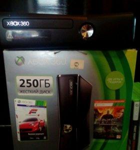 Продам XBOX360 250гб