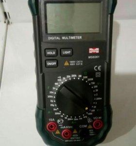 Мультиметр mastech MS8261