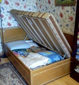 Кровать 140-200
