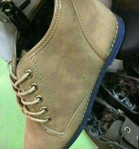 Ботинки жен.