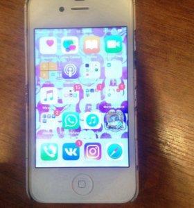 Айфон 4s ,16Гб