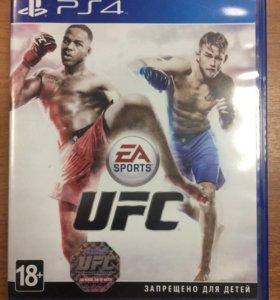 Диск для Соньки 4 UFC