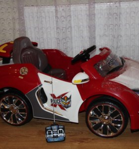Машина Hoolaixi Polise На аккумуляторе.