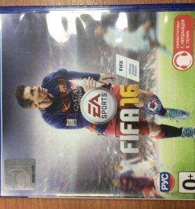 Диск для Соньки 4 FIFA 16