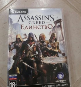 Assassin's creed единство на PC