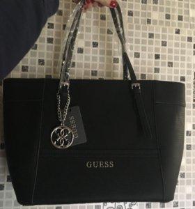 Новая сумка Guess
