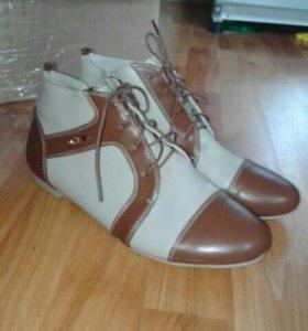 Новые ботиночки 39-40