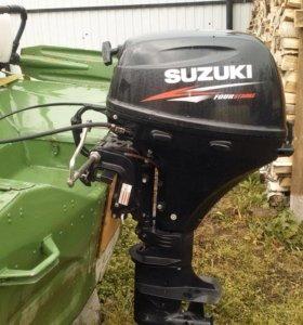 Лодочный мотор Suzuki 9.9 brs