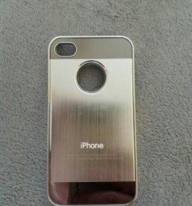 Чехлы на iPhone 4. 4s.