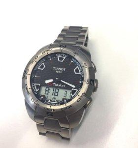 Часы Tissot T-Touch Expert T013420a