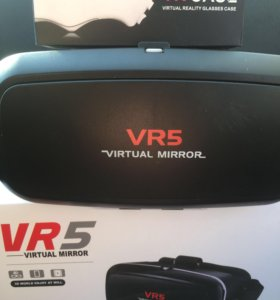 Новые очки Vr5 с джойстиком для игр