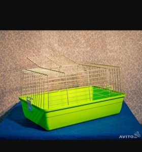 Клетка для морской свинки(кролика)