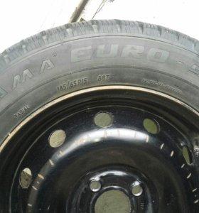 Зимние колёса кама евро 185/65 R15