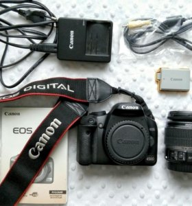 Canon EOS 450D EF-S 18-55 KIT