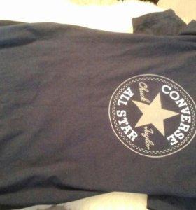 Мужские футболки Converse, Adidas
