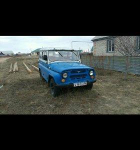 УАЗ 469 1994года выпуска. 77 лс