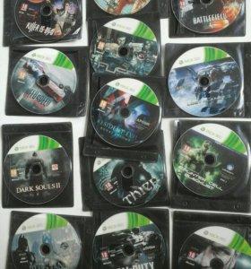 Продам диски на xbox 360 freeboot