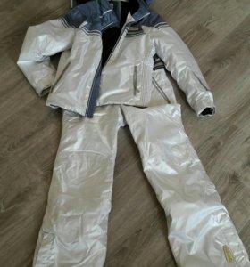 Зимний комбенизон,штаны и куртка