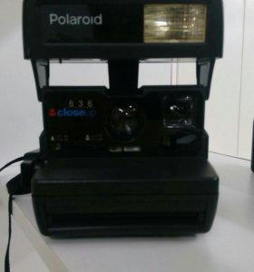 Фотоаппарат Полороид.