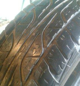 Летнии шины 4шт DunloGrandTrek AT3 285/60 R18 120H