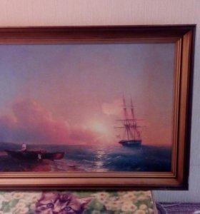 Картина Айвозовского