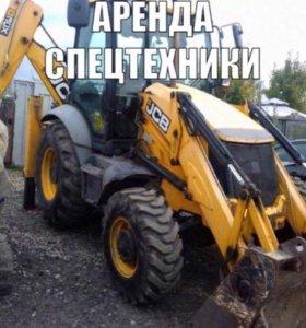 ПЕСОК щебень Аренда спецтехники