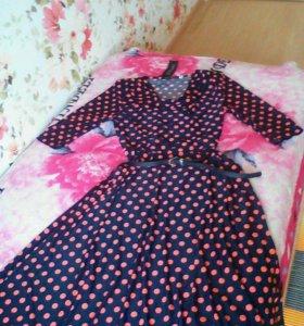 Платье жен.48-50р.