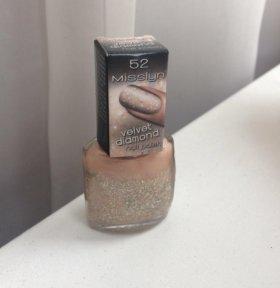 Лак для ногтей Velvet Diamond