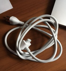 Оригинальный шнур для ЗУ Apple